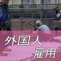建設業 外国人雇用 岐阜